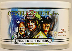 Cornell & Diehl First Responders Tobacco Review