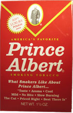 Prince Albert Tobacco Review