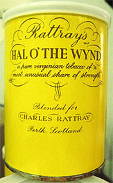 Hal O' the Wynd Pipe Tobacco