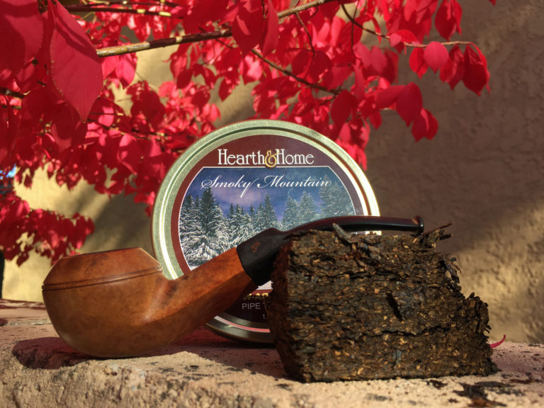 Hearth and Home Smoky Mountain Tobacco with Peterson Pipe