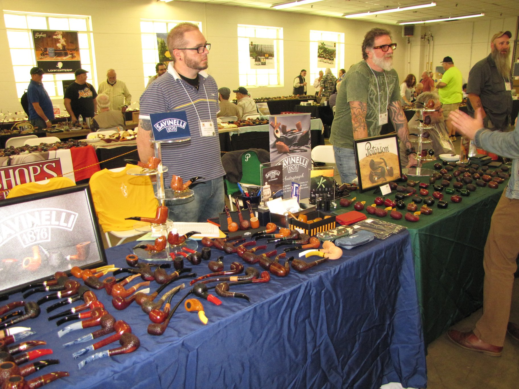 Richmond Pipe Show