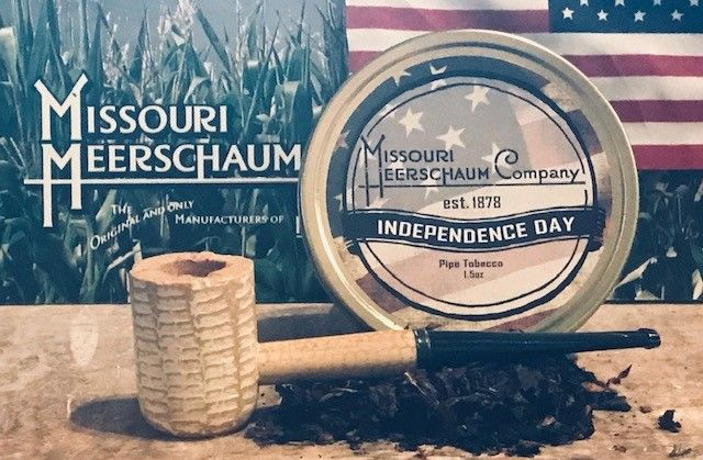 Missouri Meerschaum Independence Day Tobacco Review