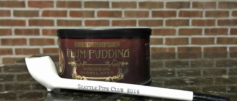 Plum Pudding Bourbon Barrel Aged by Seattle Pipe Club Review