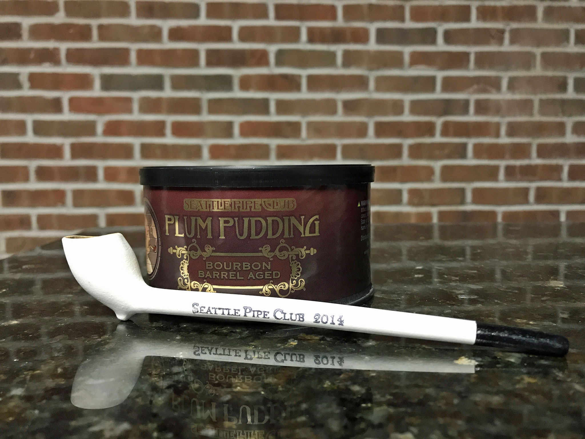 Review: Plum Pudding Bourbon Barrel Aged by Seattle Pipe Club