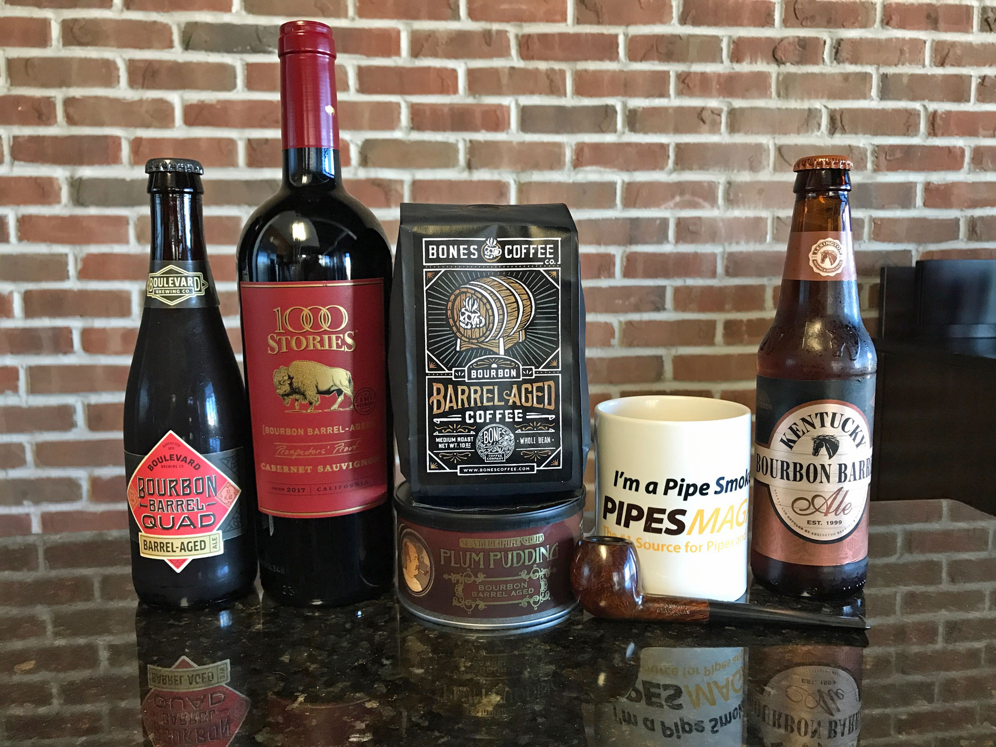 Some of My Favorite Bourbon Barrel Aged Stuff