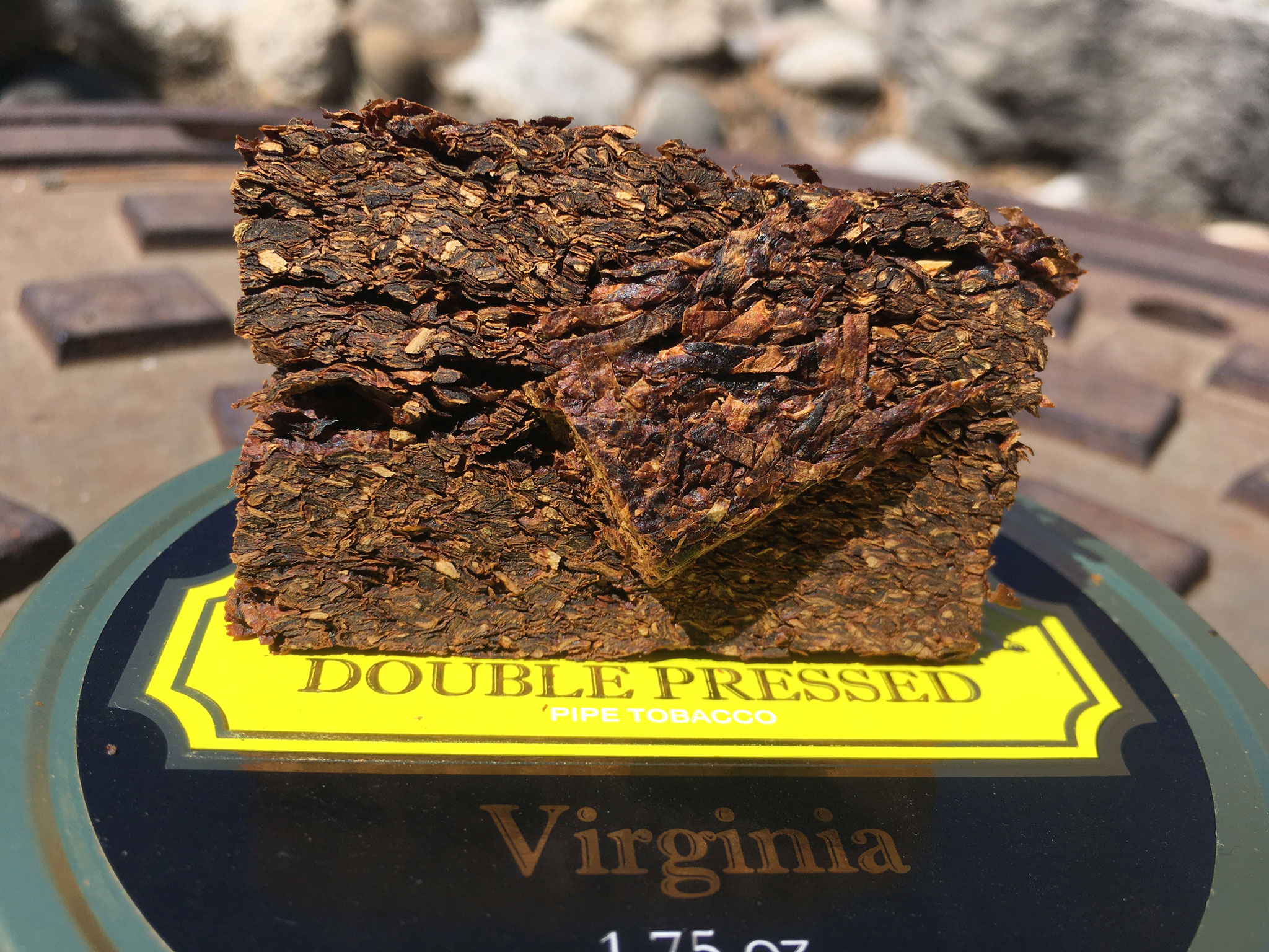 John Cotton's Double Pressed Virginia Tobacco