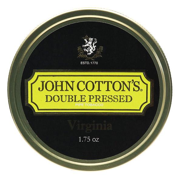 John Cotton's Double-Pressed Virginia