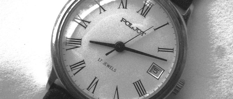 PMRS Bonus Show Food For Thought: Vintage Watches