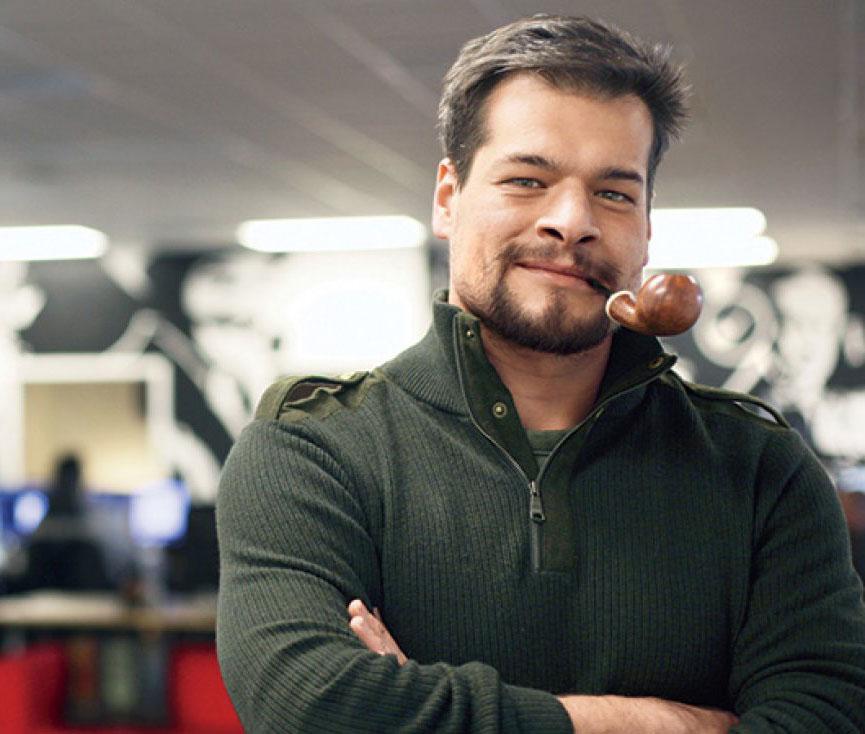 Sykes Wilford, Founder & CEO SmokingPipes.com & Laudisi Enterprises
