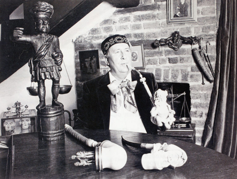 Pipe Collector Trevor Barton