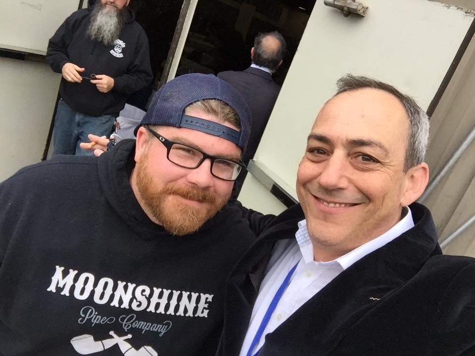 Jonathan Lavezzo and Brian Levine