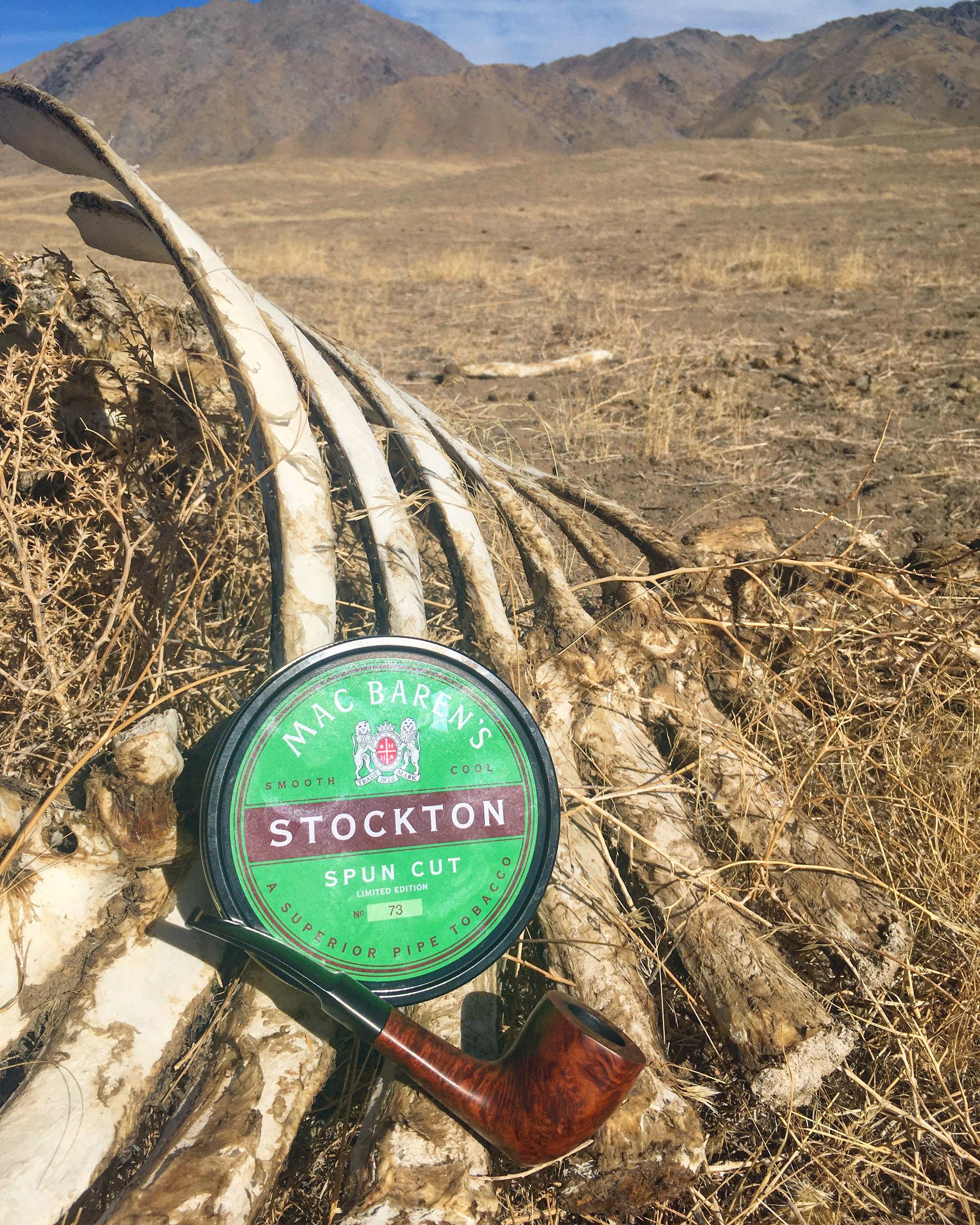Mac Baren Stockton Spun Cut Tobacco