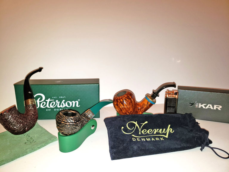 Peterson-and-Neerup-Pipes
