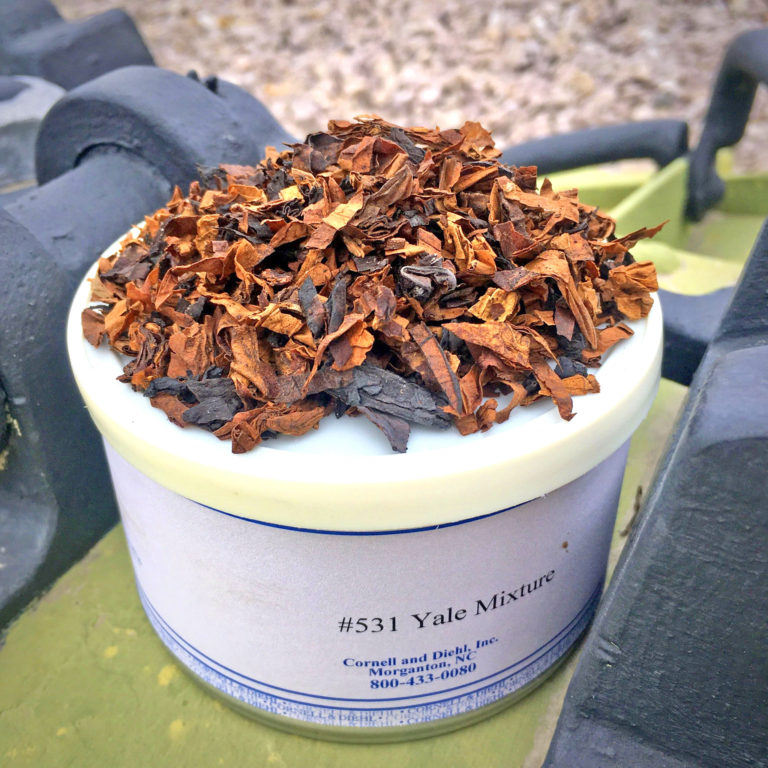 Yale Mixture Tobacco 2010