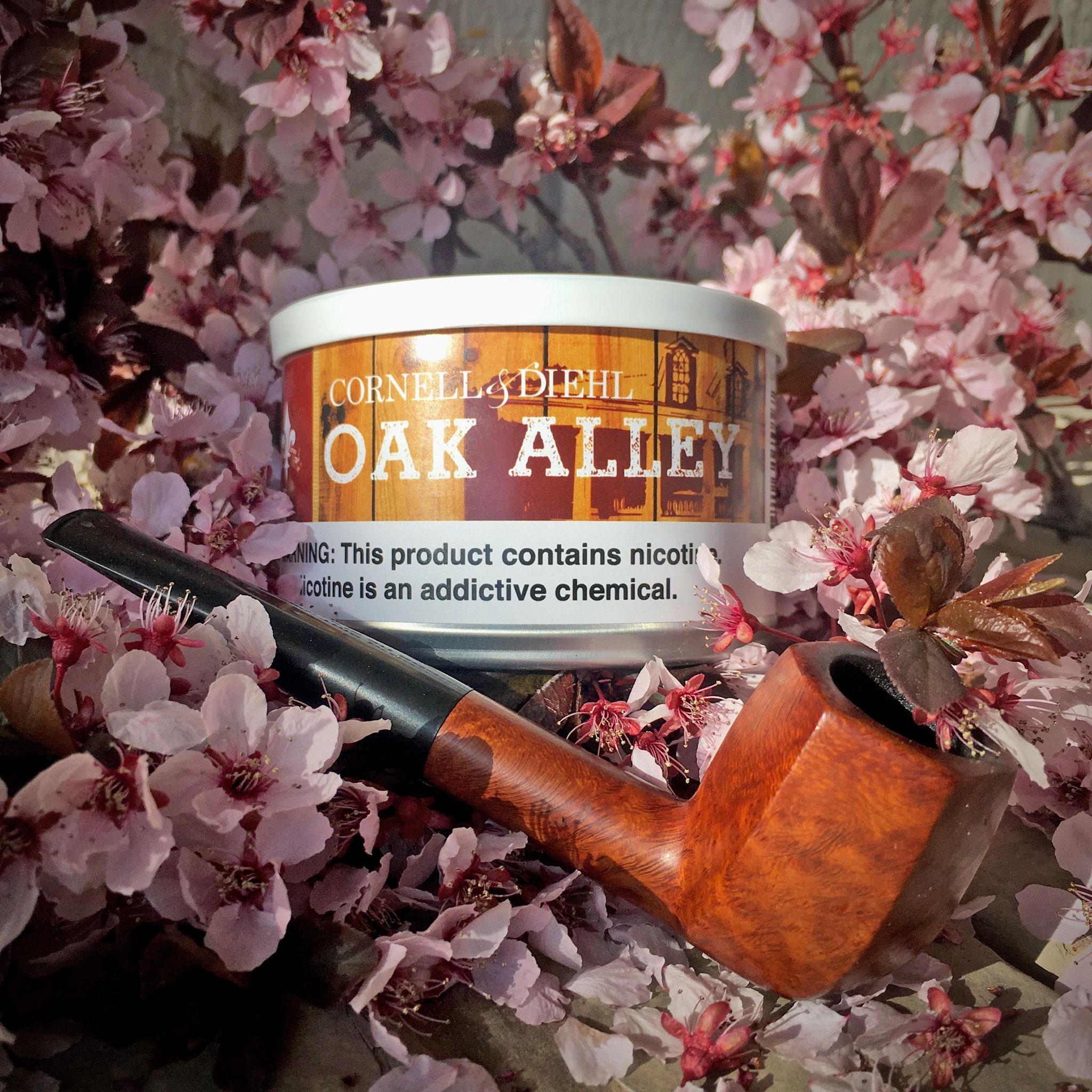 Cornell & Diehl Oak Alley