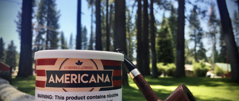 Cornell & Diehl Americana Tobacco Review
