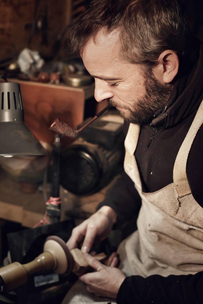 Pipe Maker Bruno Nuttens